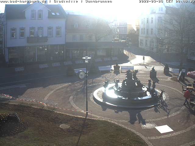 [billede: Webcam i Bad Harzburg]